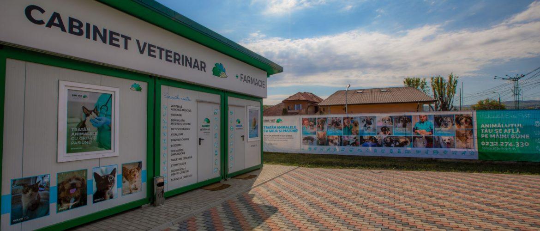 Noul cabinet Eris Vet Iași